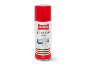 Olej Ballistol do broni TEFLON 200 ml spray