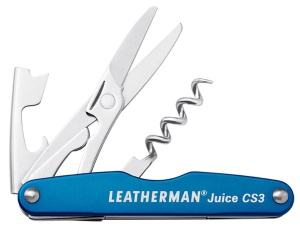 Multitool Leatherman Juice CS3 Columbia Blue (832370)