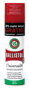 Olej Ballistol do broni w sprayu 240ml