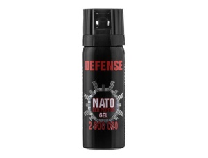 Gaz pieprzowy DEFENCE NATO GEL 50ml RMG