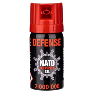 Gaz pieprzowy NATO RED Sharg 40 ml