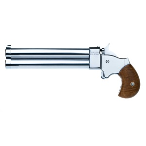 Pistolet Derringer Great Gun Chrom .54 6""