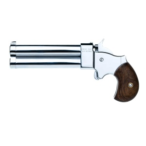 Pistolet Derringer Great Gun Chrom .54 4,5""