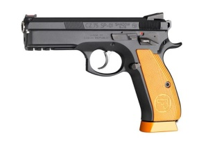 Pistolet CZ75 SP-01 Shadow ORANGE kal.9x19