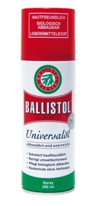 Olej Ballistol do broni spray 200ml