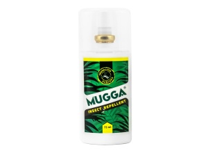 Spray na komary Mugga 9,5% DEET 75ml